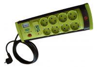 Prelungitoare cu protectie Vipex 43026 Prel protectie la supratensiune (3×1,0mm) 8P USB 2m