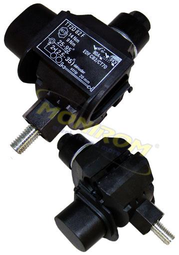 Accesorii instalatia electrica CLEMA  BRANSAMENT  TTD-82F (tip CDD 15 IL)