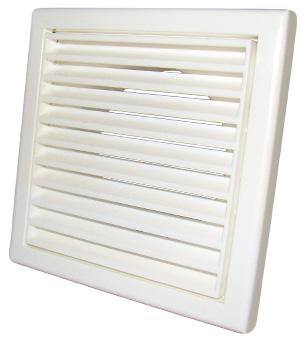 Ventilatoare-accesorii GRILA AERISIRE *120mm – FIXA