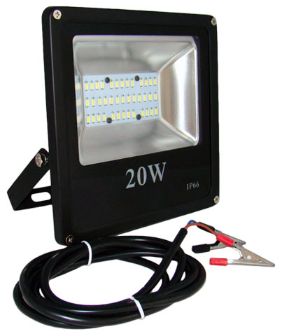 LED - proiectoare Proiector  Led 12v/20w/6400k  *TV 0,25ron