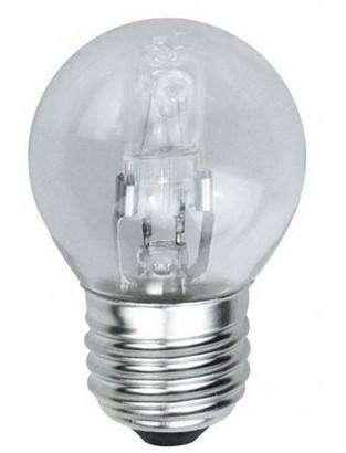 Becuri halogen Bec clasic ECOHAL P45 230v/42w E27