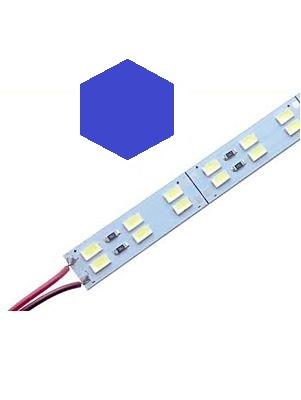 LED - banda & accesorii Banda LED rigida – 5630/2randuri/144led  18w/blue/1m  *TV 0,25ron