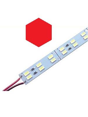 LED - banda & accesorii Banda LED rigida – 5630/2randuri/144led  16w/red/1m  *TV 0,25ron