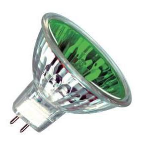Becuri halogen BEC HALOGEN MR11  230v/20w  Green