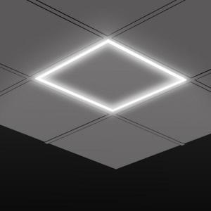 LED - comercial/office Panou led contur 60×60 – 40w/6400k  *TV 0,25ron