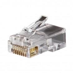 Conectica MUFA UTP Cat 5E – 8P8C (100buc) / 1324