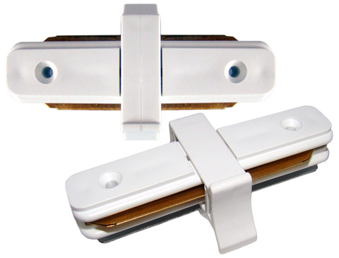 "LED - comercial/office Conector sina led – "" I "" white"