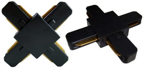 """LED - comercial/office Conector sina led – """"   """" black"""