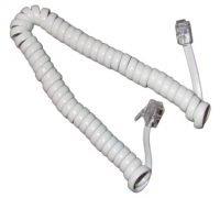 Cabluri voce & date Cablu telefon spirala 2m (receptor)
