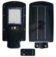 Energie solara Corp stradal  SOLAR LED  30w/6000k (metalic/telecomanda)  *TV 0,25ron