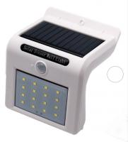 Energie solara Lampa perete solara cu senzor 24smd   4smd