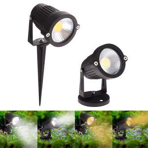 LED - Iluminat exterior Spot Led gradina – COB  3w/6400k  *TV 0,25ron