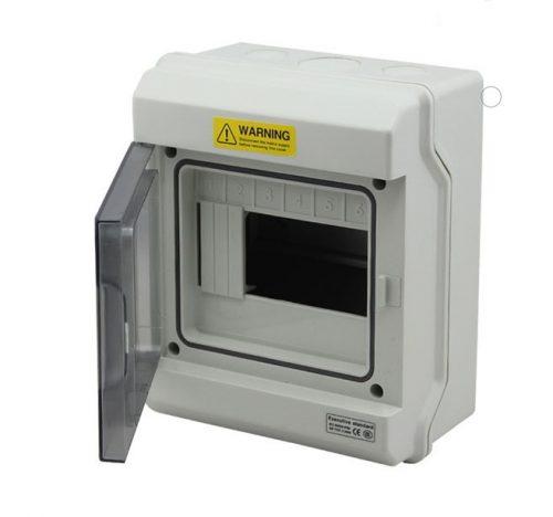 Tablouri electrice Cutie sigurante IP66 18poli – aplicata