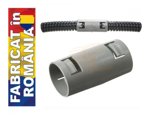 Tub copex & Teava Mufa imbinare TUB COPEX  16mm / gri