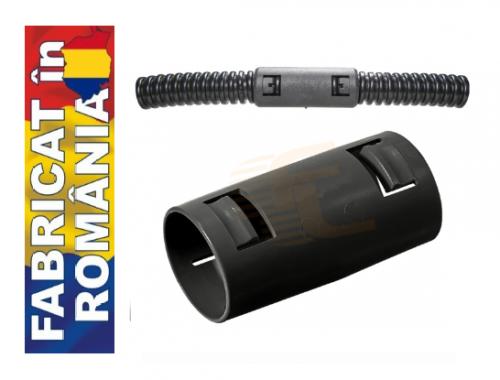 Tub copex & Teava Mufa imbinare TUB COPEX  20mm / negru