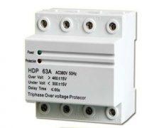 Sigurante Botric – Releu protectie supratensiune HDP  4P 63A