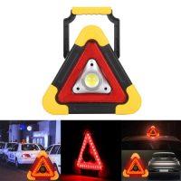 Lanterne Lanterna multifunctionala HB-6609 (triunghi/solara)
