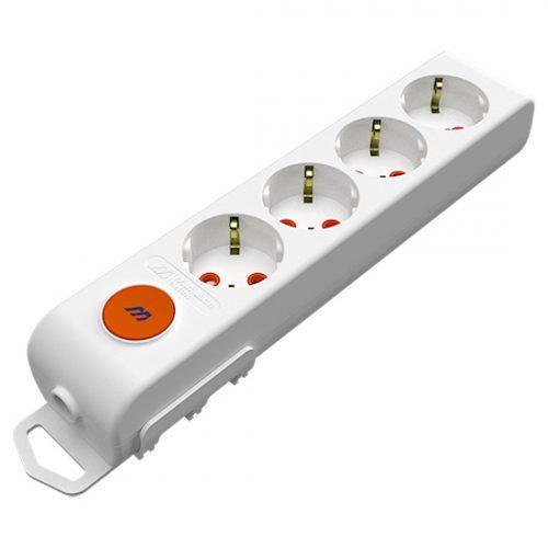 MUTLUSAN Ri-tech – Cap prelungitor 4P   intrerupator