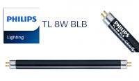 Becuri speciale PH Tub UV-A 8w/BLB/T5 (lampa UV-A blacklight)
