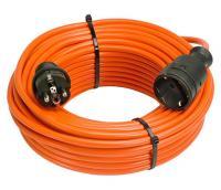 Prelungitoare Vipex 43018 Cupla   Fisa portocaliu (3×1,5mm)   7m